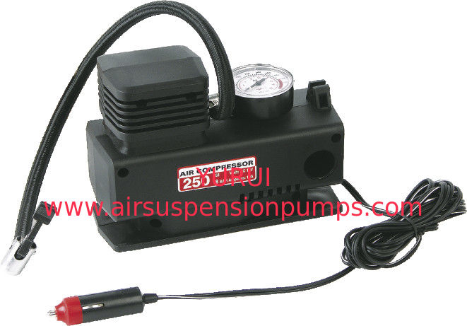 YURUI 250PSI Plastic Portable Air Compressor For Tires 45cm Hose