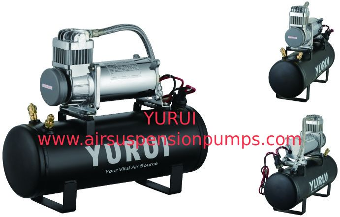 Durable Heavy Duty Small Air Compressor Tank  For Cars Inflation And Agriculture Strong Power