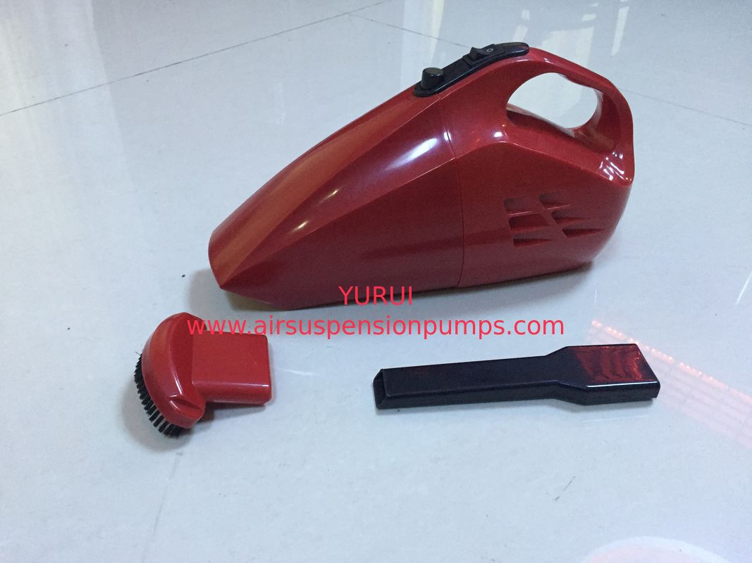 Durable 2 In 1 12V Portable Car Vacuum Cleaner With 250 PSI Compressor