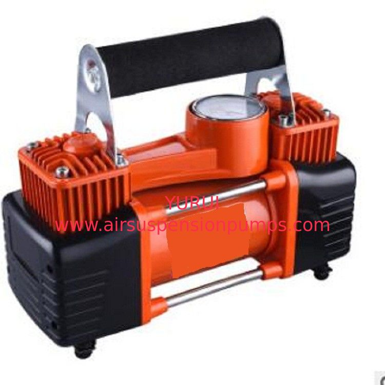 180w Car Air Compressor 12v , Metal Pressure Auto Air Compressor Portable