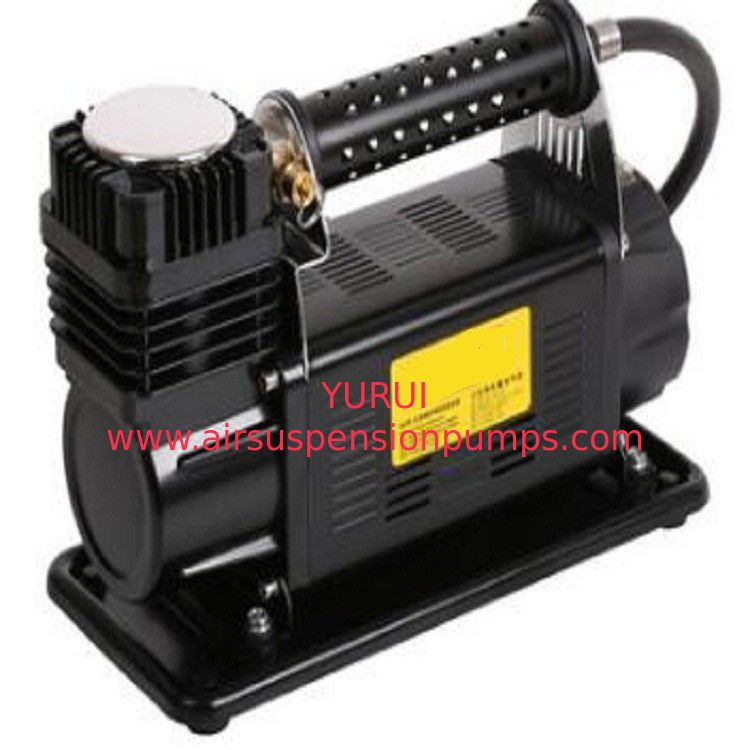 150psi Vehicle Air Compressors Customized Color With Crocodile Clip Dc 12v
