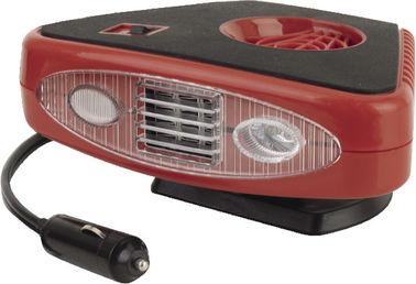 Vhicleのために有用な1の三角形の赤くおよび黒い携帯用車のヒーター2